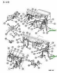1995 dodge dakota cluster problems trucks within wiring diagram