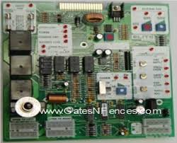 gate opener circuit boards gate operator control boards main board elite robo swing or slide main circuit control boards and control panels for gate openers and