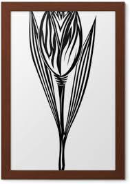 Tulipán Tetování