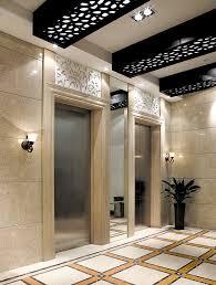 ceiling design for office. black design for ceiling of office building corridor e