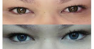 farbliche kontaktlinsen