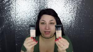 full face using 99 cent dollar makeup only winter makeup tutorial dollar tree