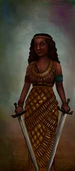 african warrior princess. Perfect Warrior Amanirenas_by_tadaridad2wuupd On African Warrior Princess W