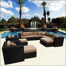 Brilliant Outdoor Patio Furniture Sectional Patio Furniture Choose