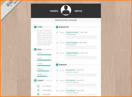 9 Designer Cv Template Grittrader
