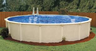 Image Cover Century Round Above Ground Pool Royal Swimming Pools 24 Round 52