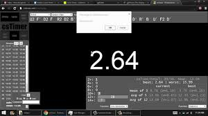 online cube online cube timer comparison youtube