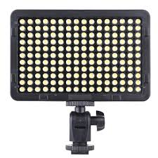 Portable Video Studio Photography Light Lamp Panel 176 LEDs ...
