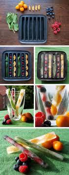 über 50 Sommer Rezepte Und Eiswürfel Kreationen Schützen Sie Vor Der
