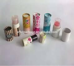 Lip Balm Design Eco Friendly Custom Design Kraft Paper Cardboard Lip Balm Tube Deodorant Container Buy Paper Tube Package Custom Design Kraft Paper Cardboard Lip