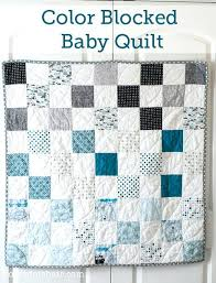 Diy Baby Quilt Easy Simple Baby Quilt Tutorial Simple Pattern For ... & Diy Baby Quilt Easy Simple Baby Quilt Tutorial Simple Pattern For A Baby  Quilt On Polkadotchaircom Adamdwight.com