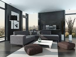 white living room shaped