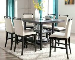counter height dining table sets dining room