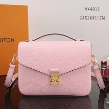 lv louis vuitton pochette metis shoulder bags m44018 pink leather handbags monogram replica