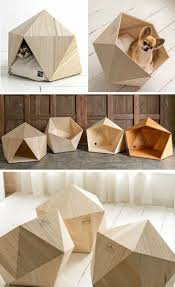 small dog furniture. These Geometric Pet Beds Are An Ideal Resting Spot For Modern Cats And Dogs Small Dog Furniture I