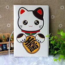 3D stereo Lucky Cat <b>Passport Cover passport holder</b> identity ...
