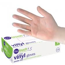 Disposable & Powder <b>Free Vinyl</b> Gloves | Brosch Direct