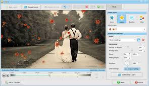 how to create a video how to create a video slideshow with special effects