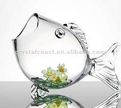 Decorative Glass Jars Wholesale Wholesale Decorative Glass Jars Fish Shape Figurines Goldfish Jar 33