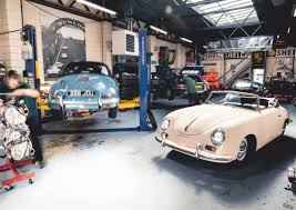 Restoration Design Porsche Parts Epic Restoration 1955 Porsche 356 Pre A Cabriolet Rhd