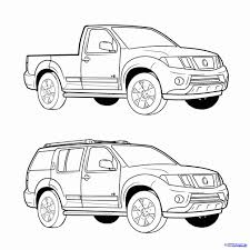 Toyota Tundra Coloring Pages At Getdrawingscom Free For Personal