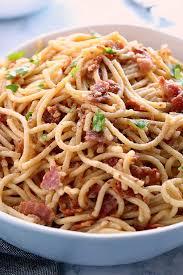 instant pot pasta carbonara recipe
