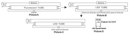 wiring diagram for led tubes wiring image wiring wiring diagram led tube philips wiring image on wiring diagram for led tubes
