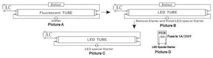 wiring diagram led tube philips wiring image philips led t8 wiring diagram wiring diagram schematics