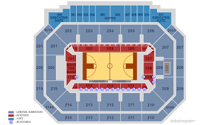 Cougar Field Seating Chart Moody Coliseum Dallas Tickets Schedule Seating Chart