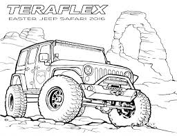 Pin By Greg Knight On Jeep Things Coloring Pages Jeep Jeep Images