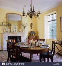 country style dining rooms. Dining Room In English Townhouse With Country Style Interior Stock Rooms L