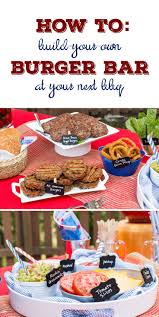 Best 25+ Backyard bbq ideas on Pinterest | Bbq decorations, Bbq party and  Burger bar