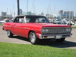 Mad 4 Wheels - 1964 Chevrolet Malibu SS convertible - Best quality ...