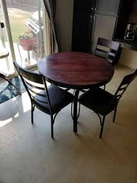 kitchen round table 3 chairs only for in tulare ca
