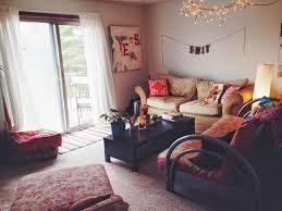college living room decorating ideas best 25 college girl
