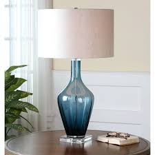 blue glass lamps top terrific lamp blue glass lamp base white lamp blue lamp turquoise table blue glass