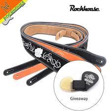 lock guitar strap best leather guitar straps
