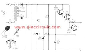 variable power supply circuit 0 30v 2a eleccircuit com the circuit diagram