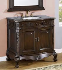 Brown Painted Bathrooms Painting Bathroom Cabinets Brown Guide To Painting Cabinets House