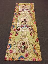 tibetan high quality silk brocade table runner