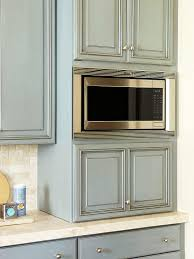 Decorations On Top Of Kitchen Cabinets Adorable Decorating With Oak Cabinets Better Homes Gardens