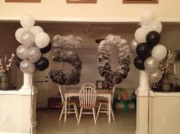 50th birthday party decorations. Black And White 50Th Birthday Party Decorations 1000 Ideas 50th