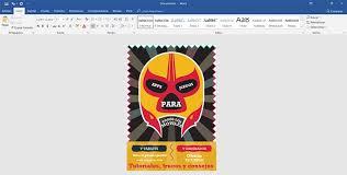 Formato De Afiches En Word Webs Programas Y Apps Para Hacer Carteles Y Posters Gratis