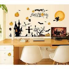 diy 3d decorative wall stickers wall art black yellow