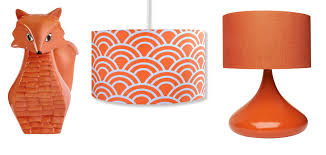 orange table lamp uk design ideas