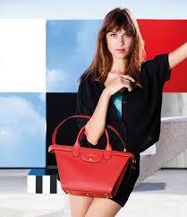 刘雯和凯特王妃也爱的Longchamp包7折,新款也加入!