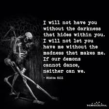 Pin by Deborah Summers on Quotes | Demonic quotes, Dark love quotes, Dark  quotes