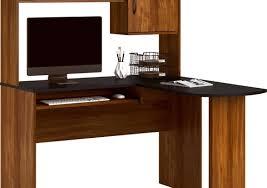 Slim Computer Desk Desk Corner White Computer Desk With Hutch For Office Space