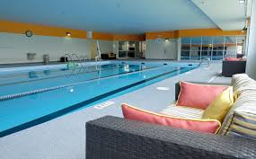 indoor gym pool. Sevierville Gym Gets You In The Swim Of Things With Indoor Lap Pool