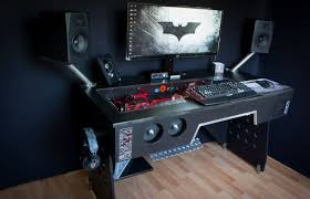 computer gaming desk. Delighful Computer Computer Gaming Desk Gorgeous Make You Inspired U2013  Finding Intended E